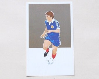Kenny Dalglish Sigma Sports Card
