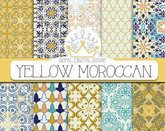 moroccan background etsy fr. Black Bedroom Furniture Sets. Home Design Ideas