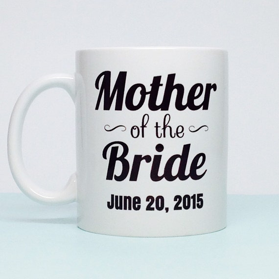 Bridal Gift From Mother: Mother Of The Bride Gift Bridal Shower Gift By TheCoffeeCorner