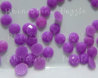 ss16 Purple Hotfix Resin Rhinestones, 4mm Purple Hotfix Resin Rhinestones, Resin Rhinestones, iron on rhinestones