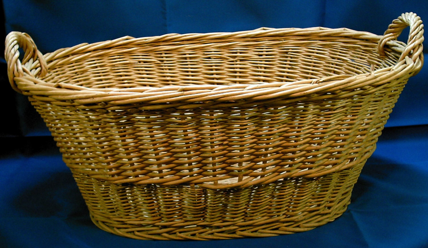 Large Wicker Basket Laundry Basket