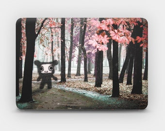 Skin Sticker Decal for MacBook Air 11'  13' MacBook Pro 13' 15' - First Snow