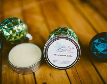 All Natural Stretch Mark Butter 2oz