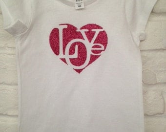 Love and Heart Shirt