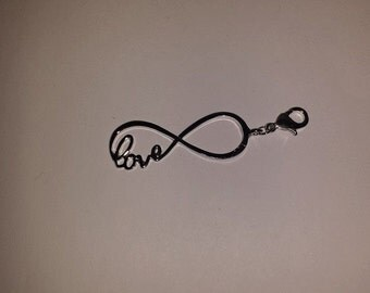 Infinity Love Dangle