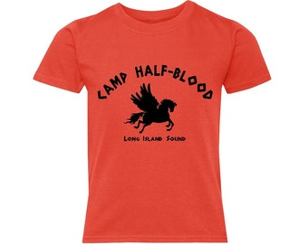 Camp Half-Blood Youth T-shirt