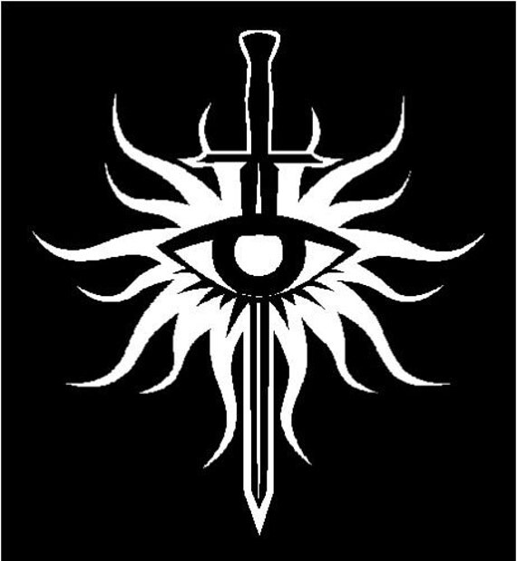 Dragon Age Inquisition Logo Dragon Age Inquisition Symbol