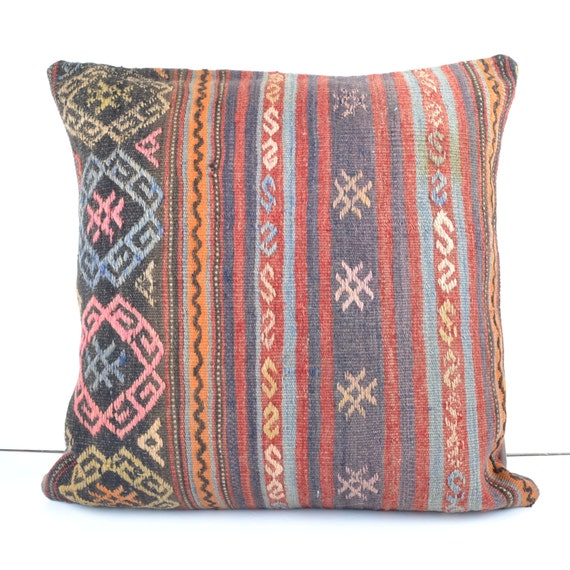 Large Floor Pillow Cases : Items similar to 24x24 EXTRA LARGE Giant Big modern pillows bohemian pillow cover body pillow ...