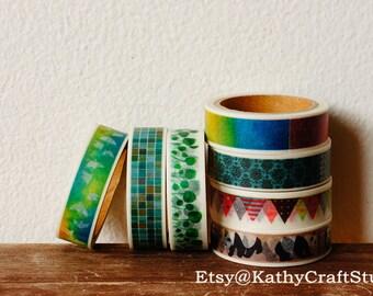 Cute Japanese Washi tape Craft/DIY/Arts Supply