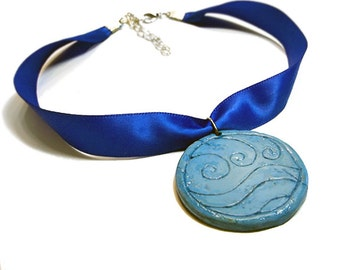 Katara Water Tribe Necklace Cosplay Replica