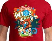 The Legend of Zelda: The Wind Walker Wizzrobe Fruit Loops Parody T-Shirt