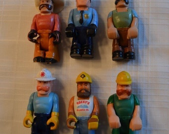 Fisher Price Little People 1970's