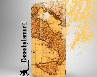 Map HTC one m8 case HTC one m7 case Htc one X case Htc desire case Htc desire 820 case Htc one case Htc m8 case Htc m7 case cover cases