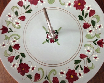 "Stangl ""Garland"" Server/Tray - Great for Parties"