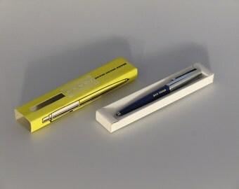 Czechoslovakia Pevdi Blue Ballpoint Pen
