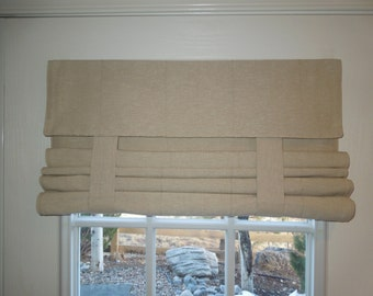 French Door Curtains Tan Fabric Pictured