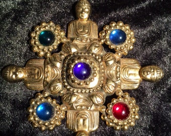 Lawrence VRBA Brooch