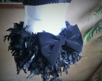 Add a Large Bow to Any Tutu