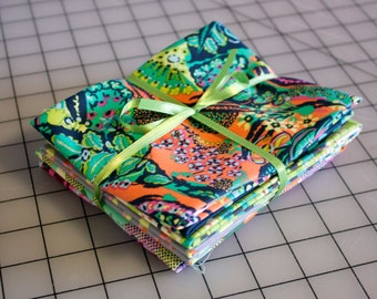 amy butler fat quarter bundle in glow // 6 fat quarters