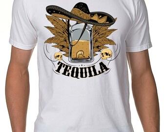 Tequila Men's T-Shirt