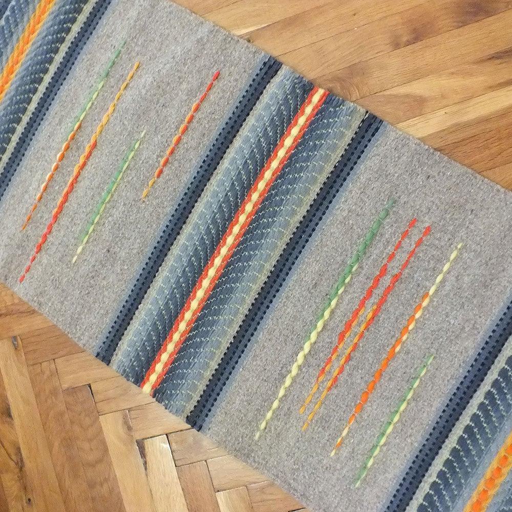 Handwoven Rug Handwoven Wool Rug Handwoven Kilim Rug