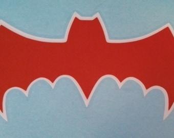 60's Bat Symbol