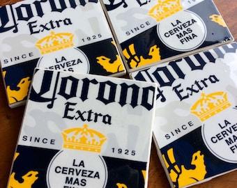 Corona Beer Coasters