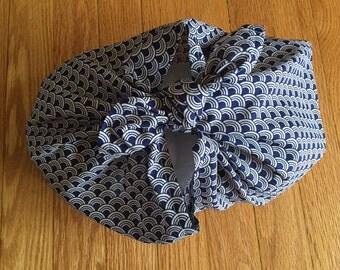 Cloth Lunch Bag- Mixed Bag, Custom Fabric