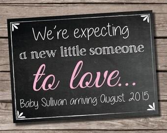 Valentine's day pregnancy announcement, valentine's pregnancy announcement, expecting a little valentine, expecting a little sweetheart