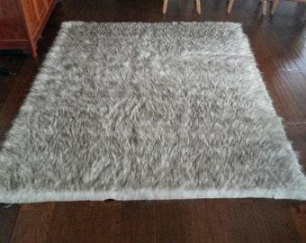 Plush Faux Fur Pillow Square Or Lumbar By Emporiumelegance