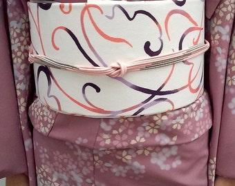 Pre Tied Obi for Kimono