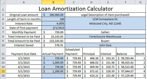 Amortization Calculator Months >> Updating Loan Amortization Calculator up to 30-year