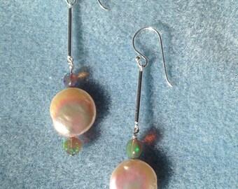 Over the Moon Earrings