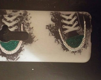 Converse Bling Cell Phone Case