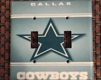 dallas cowboy light   etsy