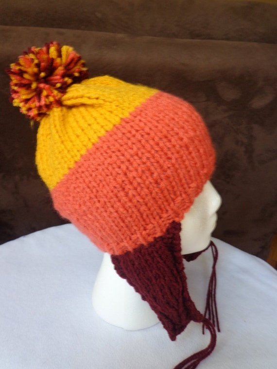 Knitting Pattern For Jayne s Hat Firefly : Items similar to Firefly Serenity Hat Jayne Cobb Knitted Hat on Etsy