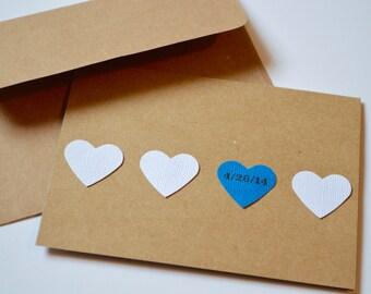 Handmade Matching Card