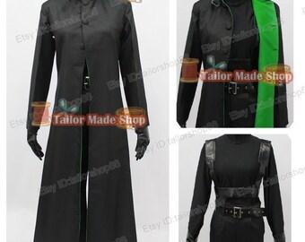 Darker than Black Hei Cosplay Costume Black