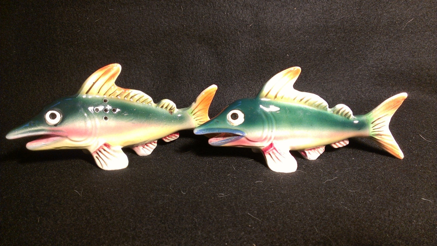 Marlin Fish Salt And Pepper Shakers 199