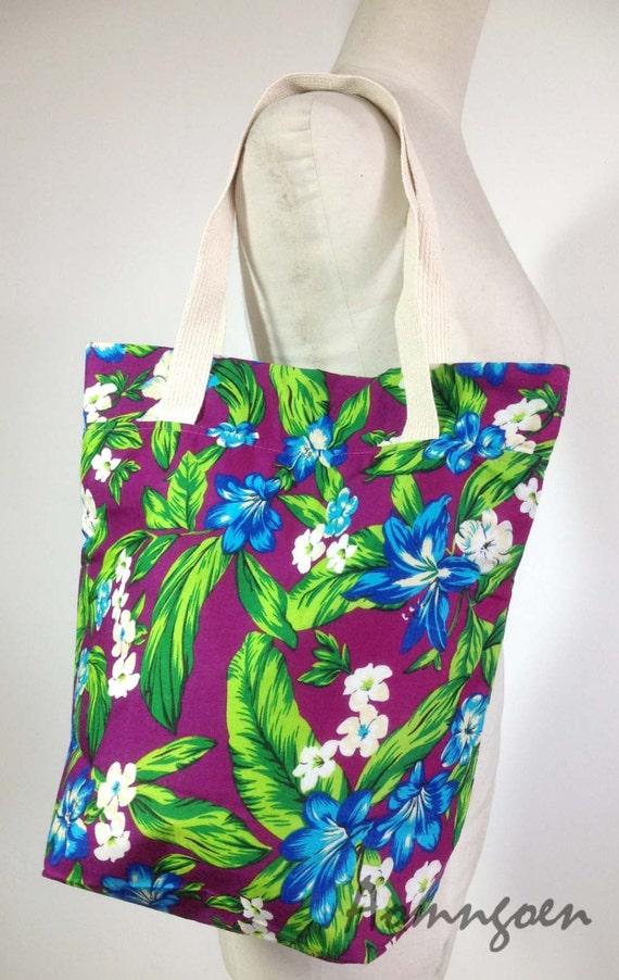 Beach Tote Bridesmaid Gift Idea Bridesmaid Tote Bag By Aomngoen