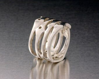 Needlefish ring