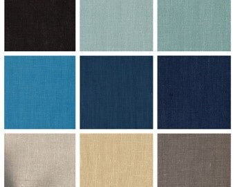 10oz Linen Color Options