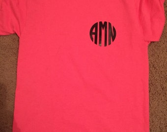 Items Similar To Monogrammed Put A Monogram On It Long