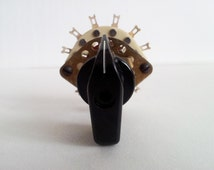 Vintage Rotary Switch. Bakelite. Metal. Ceramics