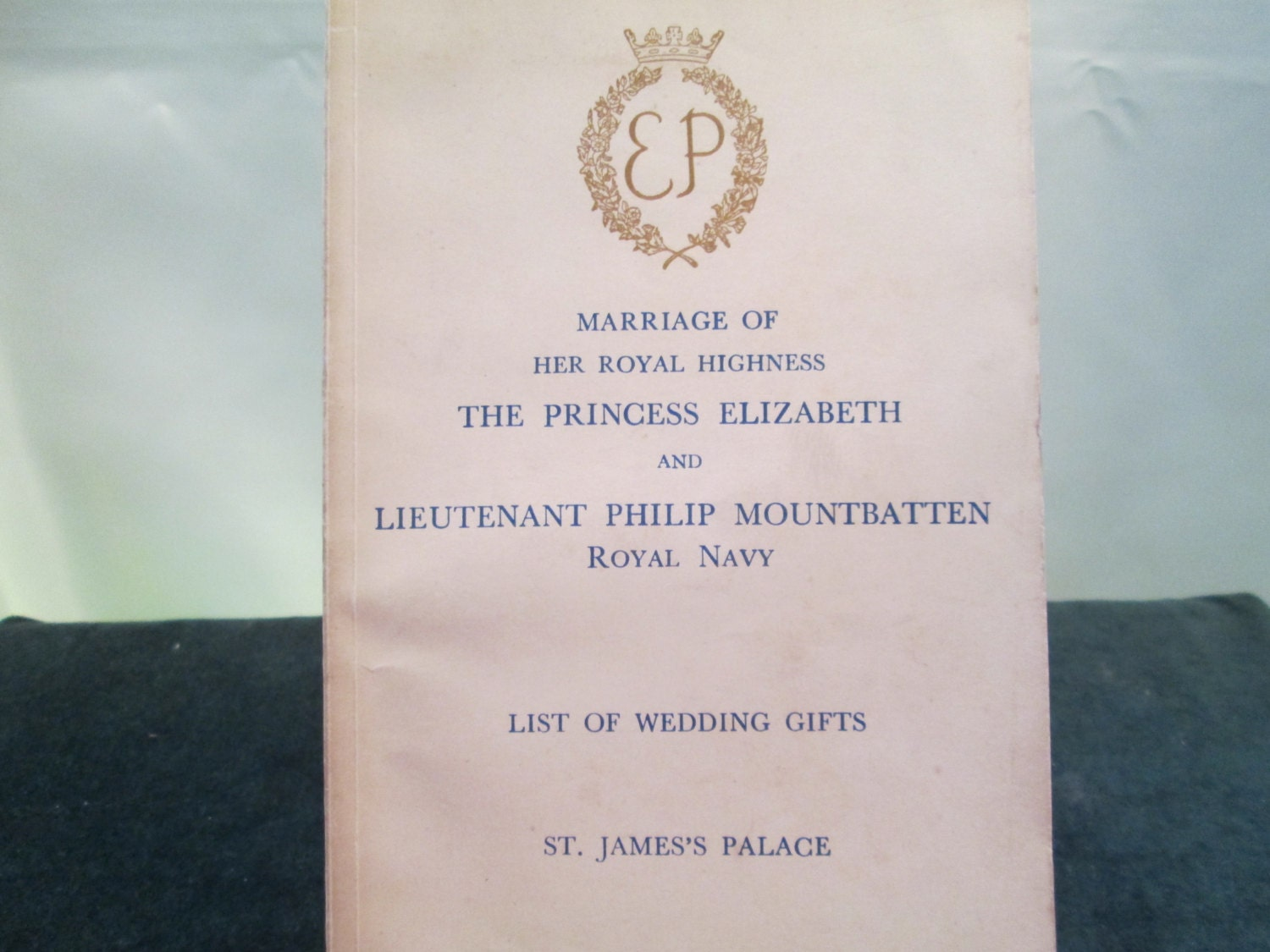 Wedding Gifts Queen Elizabeth : Queen Elizabeth and Philip List of Wedding Gifts by vintagealso