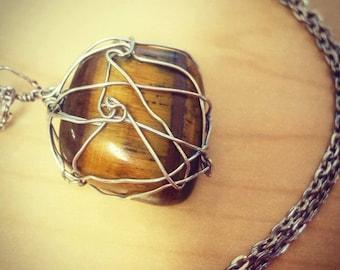 Wirewrap Necklace