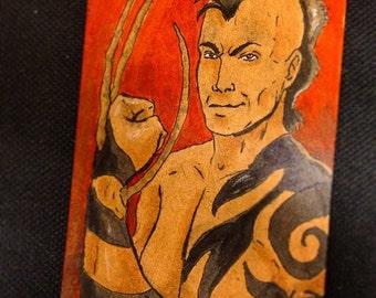 Daken- Dark Wolverine card