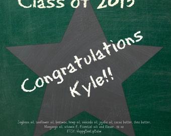 Lot of 10. Best graduation party favors/Class of 2015 party favors/graduation favors/favors for graduation/graduation party favor ideas