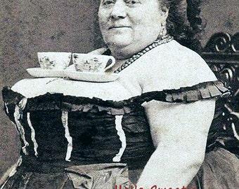 Friendship Card, Lesbian Friendship, Humor Card, Male Friendship, Vintage Photo Card, Vintage Photo    ****VFHR1001