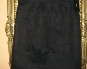 Boss - Hugo Boss                     & Black Skrit size US -- 10 *** Never Worn***
